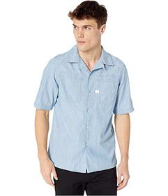 G-Star Kinec Straight Service Short Sleeve Shirt