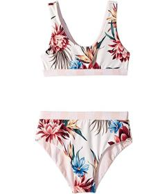 Splendid Littles Off Tropic Reversible Bralette &