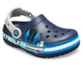 Kids' Crocs Fun Lab Luke Skywalker Lights Clog