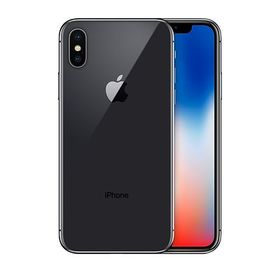 Refurbished iPhone X 256GB - Space Gray (Unlocked)