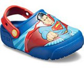 Kids' Crocs Fun Lab Superman™ Lights Clog