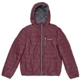 Boys Hooded Packable Insulated Jacket (8-18)