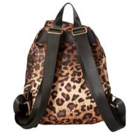 Adrienne Vittadini Leopard Smooth Nylon Fashion Ba