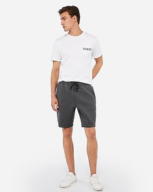 Express double knit shorts