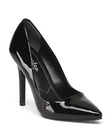 CHARLES BY CHARLES DAVID Patent Pointy Toe High He