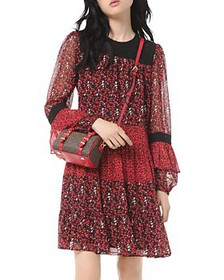 MICHAEL Michael Kors - Maple Grove Mixed Print Dre