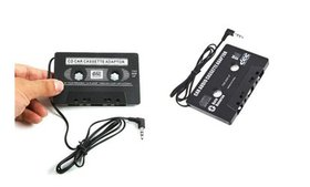 Compact And Portable Car Audio Cassette Adapter Ta