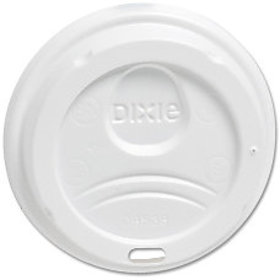 Dixie PerfecTouch Hot Cup Lids For