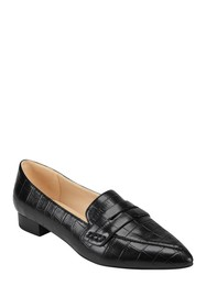 Marc Fisher Feud Pointed Toe Loafer