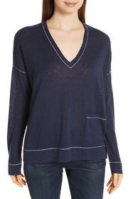 Eileen Fisher V-Neck Top
