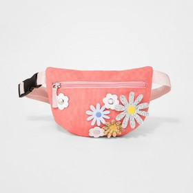Girls' Canvas Shoulder Bag - Cat & Jack™ Pink