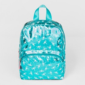Toddler Girls' Printed Metallic Backpack - Cat & J