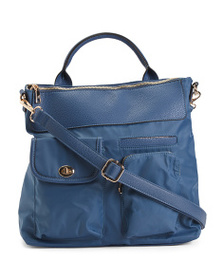 ISABELLE Large Convertible Backpack
