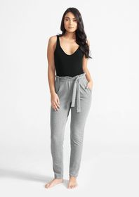 Tall French Terry Tie Pants