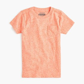 J. Crew Boys' pocket T-shirt in the softest jersey