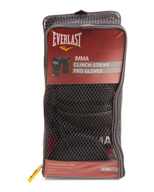 EVERLAST Mma Protex2 12oz Leather Boxing Gloves