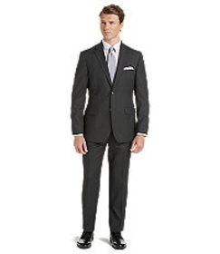 Jos Bank Traveler Collection Tailored Fit Stripe S