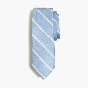 J. Crew Factory Thin stripe tie