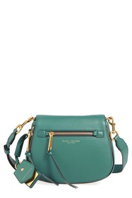 Marc Jacobs Small Recruit Nomad Pebbled Leather Cr