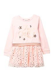 Juicy Couture Star Tulle Dress (Toddler Girls)