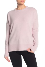 Theory Relaxed Drop Shoulder Cashmere Sweater