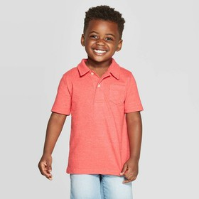 OshKosh B'Gosh Toddler Boys' Pocket Polo Shirt - R