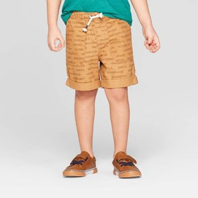 Toddler Boys' Printed Pull-On Shorts - Cat & Jack&