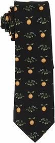Paul Smith Narrow Oranges Tie