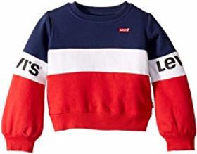Levi's® Kids Color Blocked Crew (Toddler)