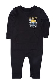 Hurley French Terry Fantastic Coverall (Baby Boys)