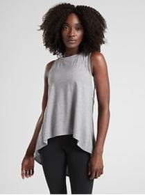 Essence Relaxed High Low Tank