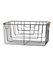 Pfaltzgraff Merch Organization Basket Large