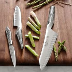 Global Classic 3-Piece Knife Set