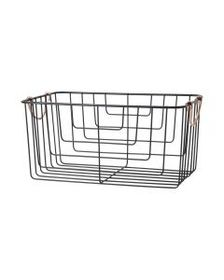 Pfaltzgraff Merch Organization Basket Medium