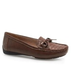 LIFE STRIDE Life Stride Vintage Womens Woven Bow D