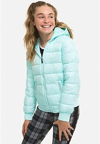 Justice Packable Girls Puffer Jacket