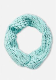 Justice Chenille Twist Infinity Scarf