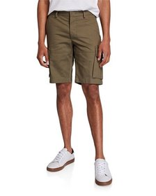 Valentino Men's Cargo Pocket Shorts