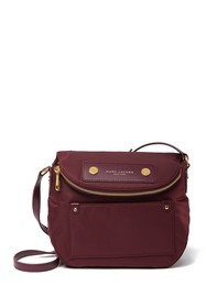 Marc Jacobs Preppy Nylon Mini Natasha Crossbody Ba