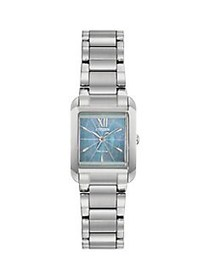 Citizen Bianca Stainless Steel Bracelet Watch SILV