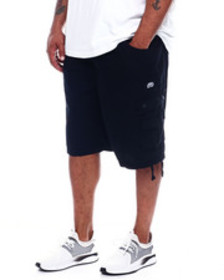 Ecko overboard woven short (b&t)