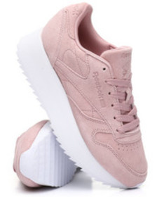 Reebok classic leather double sneakers