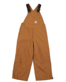 Carhartt duck overall quilt lined (8-20)