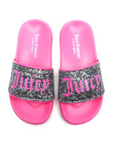 Juicy Couture hollywood slides (11-5)