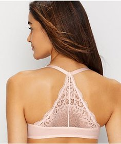 Lily of France Ego Boost Front-Close Push-Up Bra