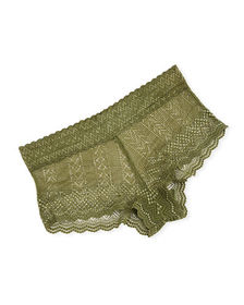 Vince Camuto Colette Galloon Lace Hipster Panties