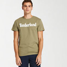 Timberland Men's Essential Logo T-Shirt
