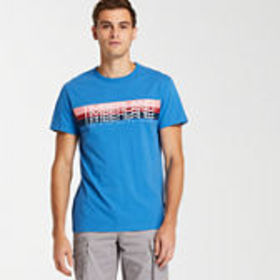 Timberland Men's Retro Graphic T-Shirt