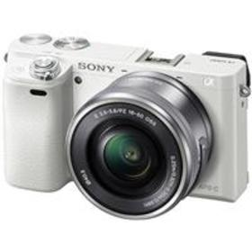 Sony Alpha A6000 Mirrorless Digital Camera with 16