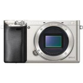 Sony Alpha A6000 Mirrorless Body, White